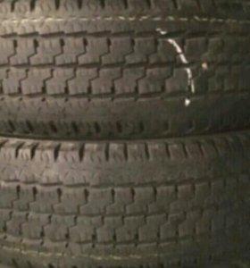 Шины бу 225/70/15с. Michelin agilis 81