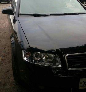 Audi a4 v6 2002г