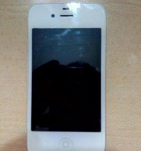 Экран на iphone 4-4s