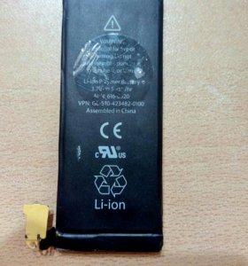 Батарея на iphone 4