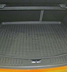 Коврик в багажник Фокус 2 Хэтчбек, Мазда 3