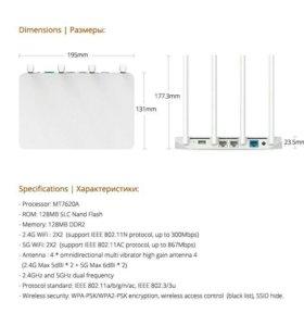 Роутер Xiaomi Mi WiFi 3 Английская Версия Прошивки