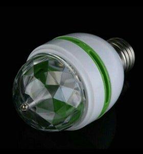 Лампа диско