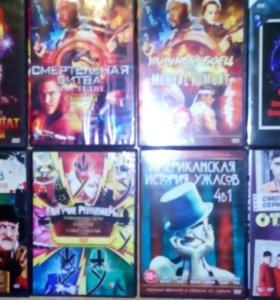 Диски для dvd и ps2