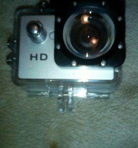 Экшн-камера HD 1080p