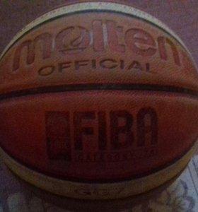 Мяч баскетбольный N7 Molten GG7 fiba