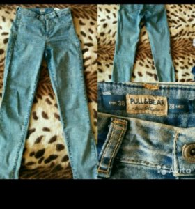 Продам джинсы Pull&Bear