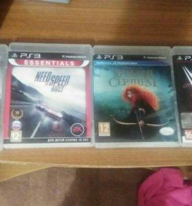 Продам недорого игры на PS3