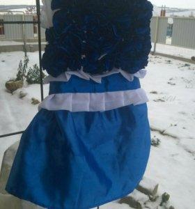 Детское платье на девочку. Подойдёт от 3-5 лет.