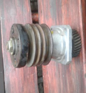 Привод вентилятора ЯМЗ 236-238