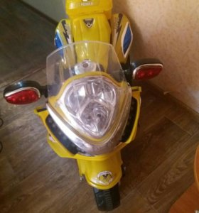 Для ребёнка мотоцикл