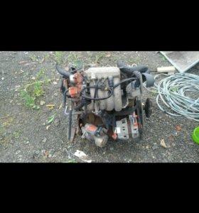 Двигатель на паджеро мини