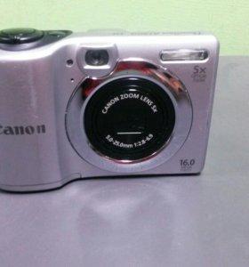 Фотоаппарат Canon A1300