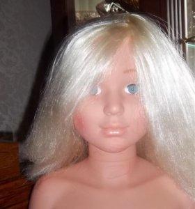 Кукла -манекен для причёсок