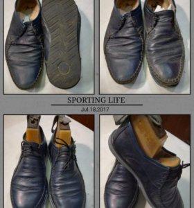 Ремонт и реставрация обуви, кожгалантереи