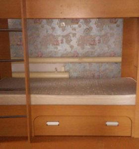 Кровать 2х ярусная
