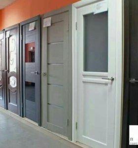 Двери межкомнатные Верда, Дубрава и др