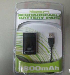 Зарядное устройство на xbox 360