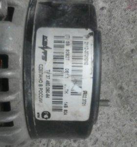 Генератор ваз 2110 инжектор 80 ампер