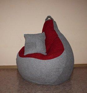 Новое кресло из велюра