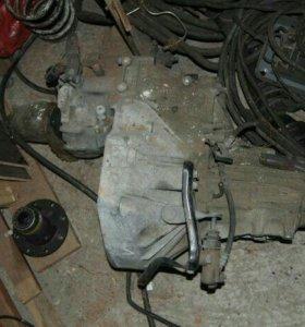 Мкпп Nissan pulsar 4wd на двигатель GA15