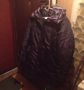 Куртка тёплая зимняя! Новая!!!