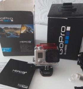 GoPro HERO3+ (ЭКШЕН КАМЕРА)