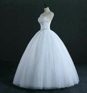 Свадебное платье под заказ