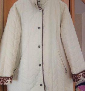 Двухсторонняя легкая куртка