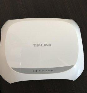 Wi- Fi роутер