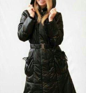 Новое осенне-зимнее пальто.