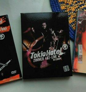 Диски Tokio Hotel