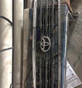 Решётка радиатора Тлк 100
