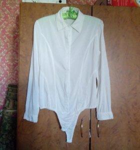 Блузка 'Боди' 46 размер