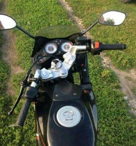 Мотоцикл Стелс