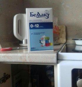 Детская молочная смесь Белакт