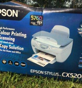Принтер Epson cx5200