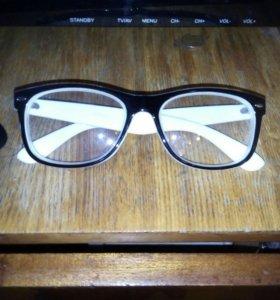 Очки женские с диоптриями -2,5