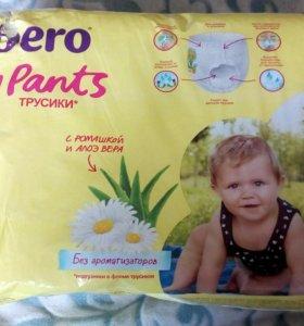 Подгузники-трусики Libero dry Pants 5 (10-14кг.)