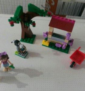 Лего Френс.
