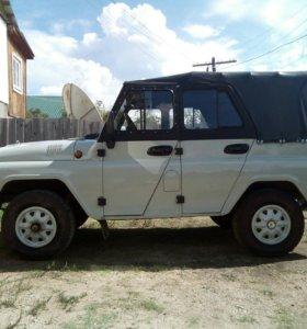 Автомобиль УАЗ 31512