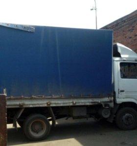 Автомабиль грузовой
