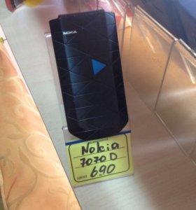 Nokia 7070d