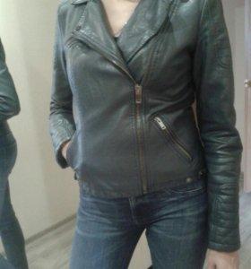 Куртка косуха эко кожа