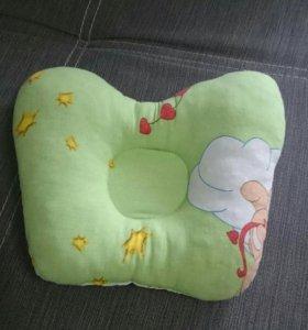 Ортопедическая подушечка для ребенка