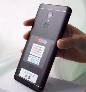 Redmi Note 4 Global (3/32Gb, чёрный). Новый