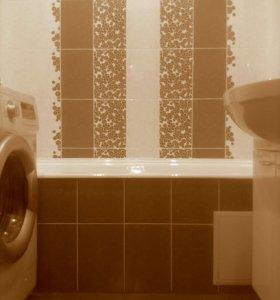 Установка санузла и ванной