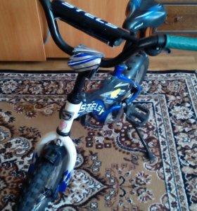 Велосипед от 2 до 6 лет
