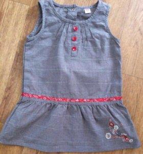 Платье-сарафан р-р 92