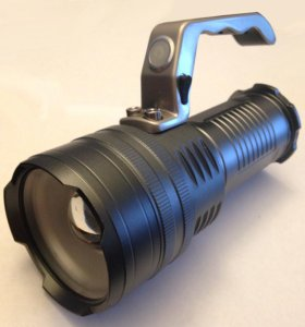 Мощный прожекторный фонарь светодиод cree (США)